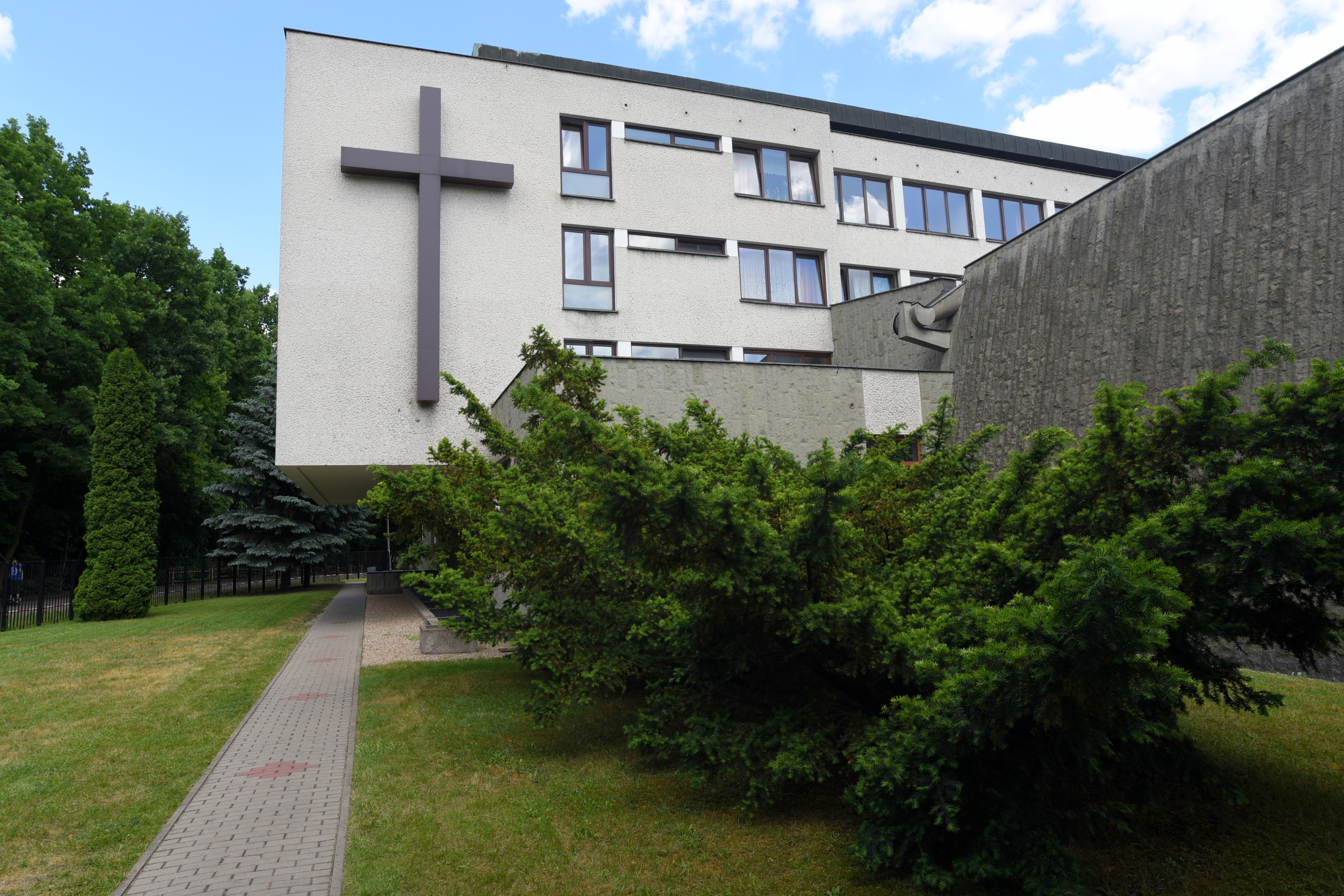 Dom rekolekcyjno – formacyjny