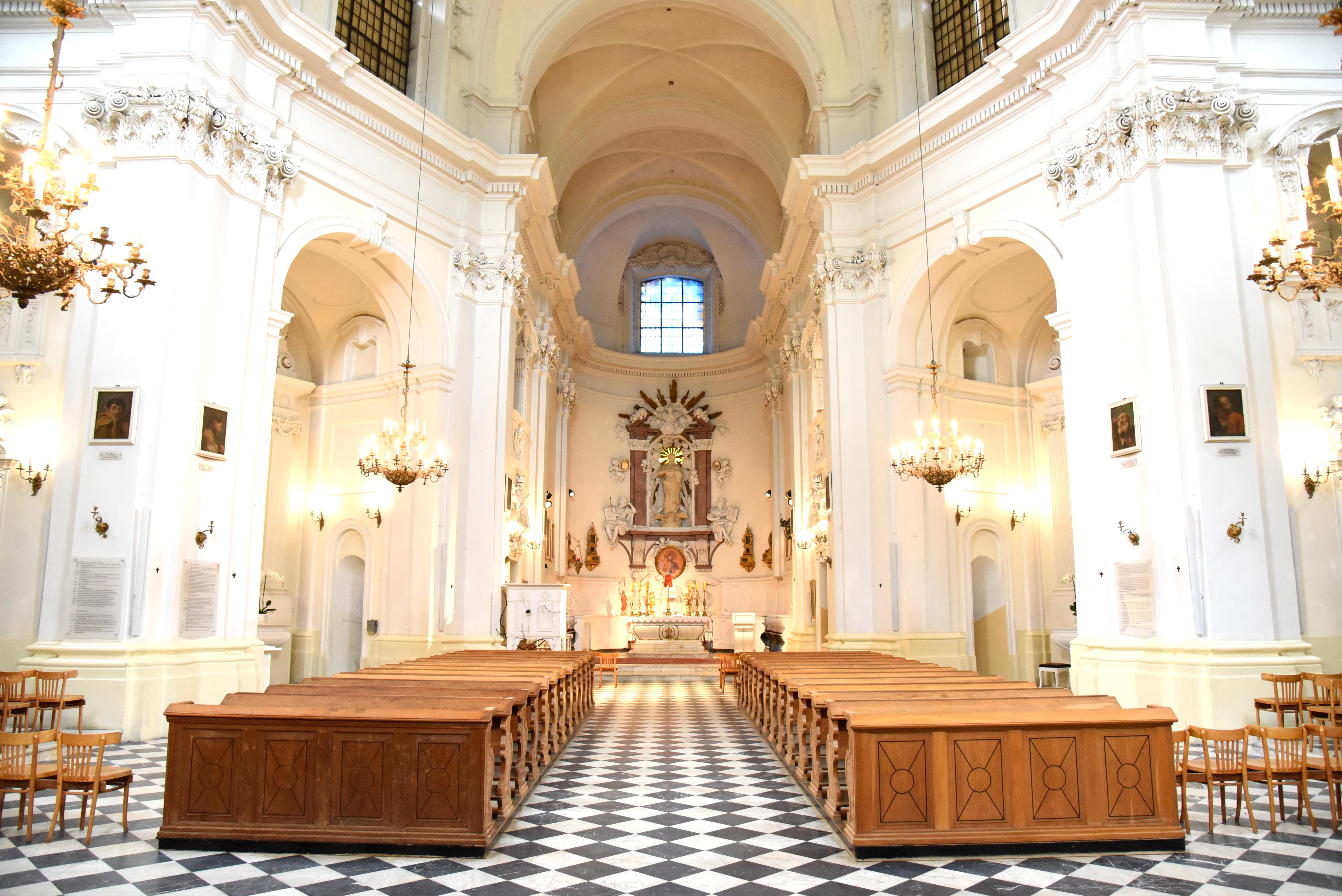 Kościół pokamedulski